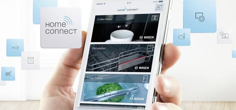 Aplicación Home Connect Bosch